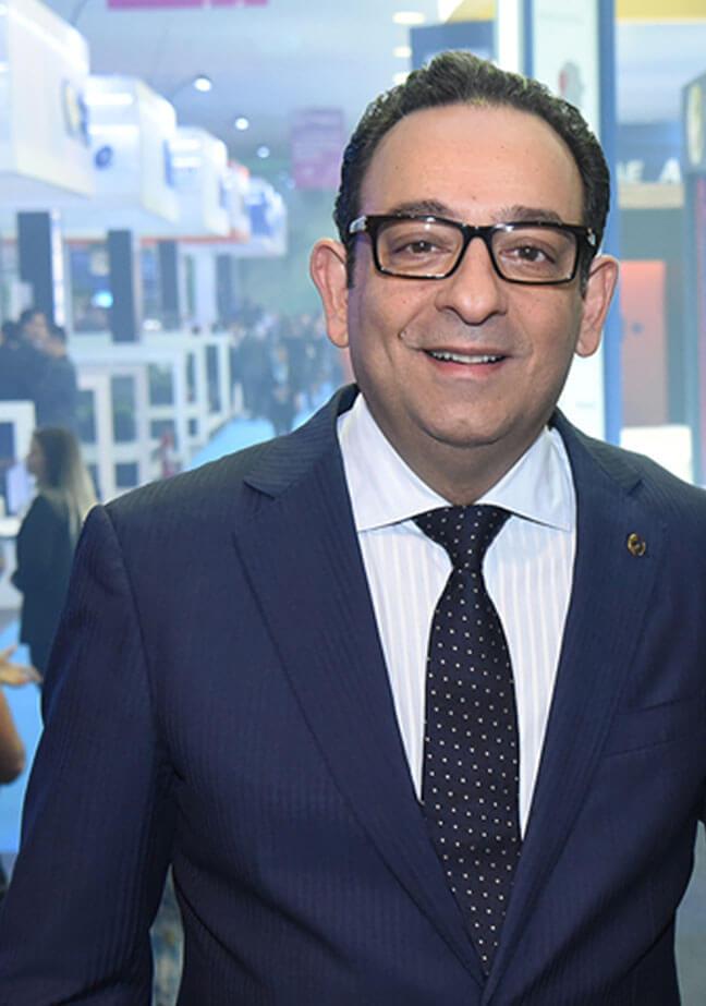 Sérgio Approbato Machado Júnior - Presidente Fenacon